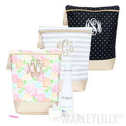 Monogrammed Ditty Bag