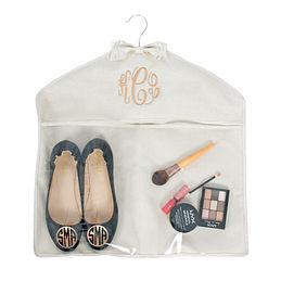 Monogrammed Bridesmaid Hanger Cover