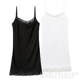 Layering Lace Cami for Tunics