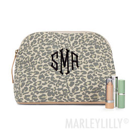 Monogrammed Makeup Bags Personalized