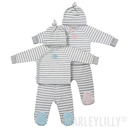 Monogrammed Baby Take Me Home Set
