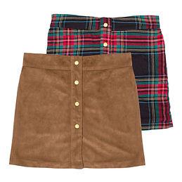 Kids Reversible Skirt