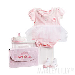 Baby Princess 3-Piece Gift Set