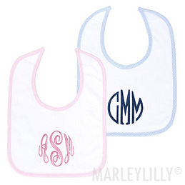 Monogrammed Baby Clothes, Blankets, and Gifts | Marleylilly