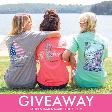 Marleylilly and Lauren James Giveaway
