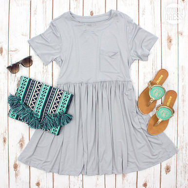 Cool & Casual Dress