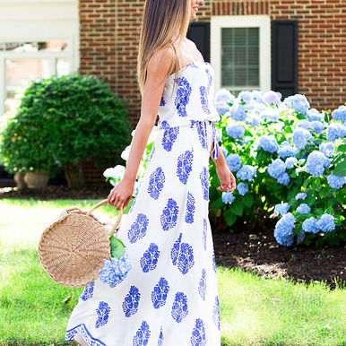 Little More Time Maxi Dress
