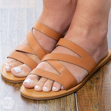 Weekend Ready Sandals