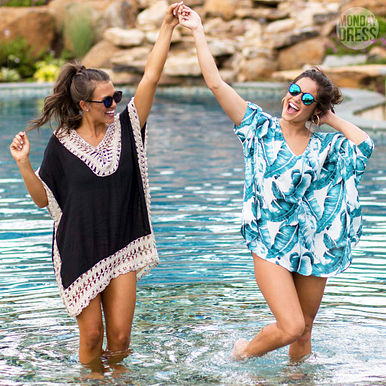 By The Shore Cover Up & Shake Things Up Tunic