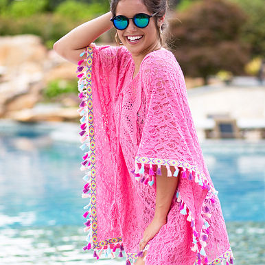 Say Hello To Summer Cover Up