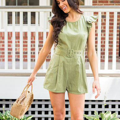 Young & Beautiful Romper RESHOW