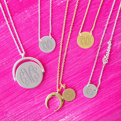 New Necklaces