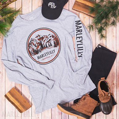 FREE Vintage Mountain T-Shirt