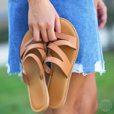 Weekend Ready Sandals RESHOW