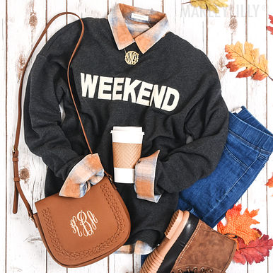 FREE WEEKEND PULLOVER